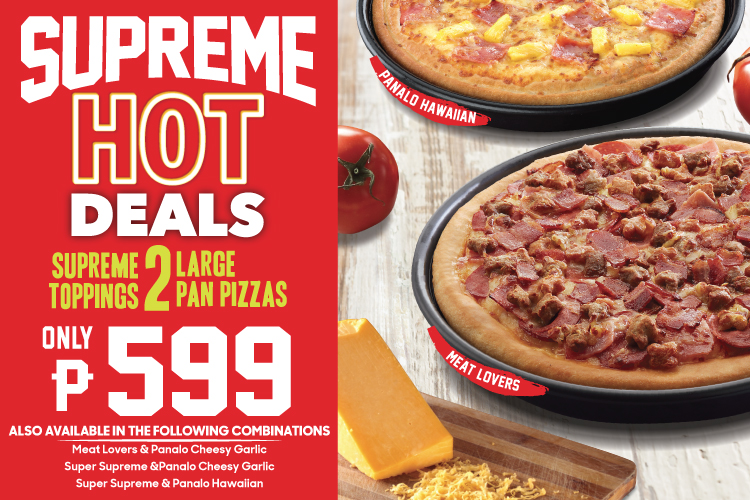 Welcome To Pizza Hut Philippines